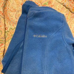 Blue Columbia Women's jacket